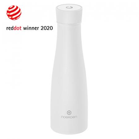 Sticlă pentru apă  reutilizabilă Noerden LIZ Smart Antibacteriană cu sterilizare UV 480ml [0]