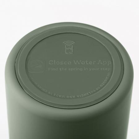 Sticla reutilizabila termoizolanta Closca Wave Amazonia2