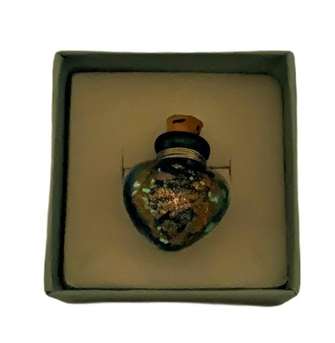 Pandantiv cu ulei esențial de lavandă [10]