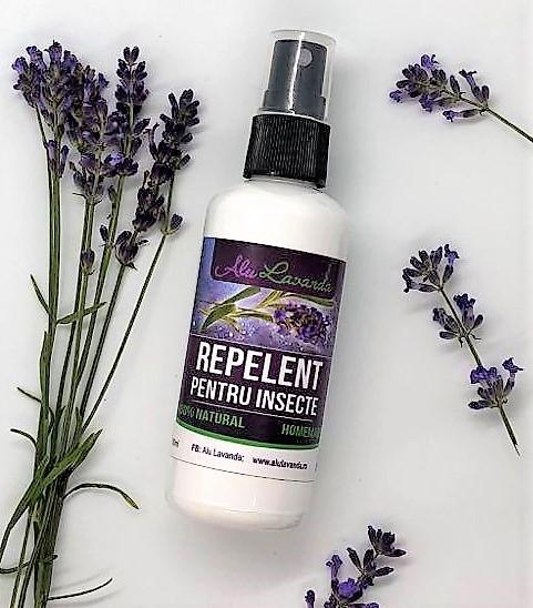 Repelent insecte 100% natural 1