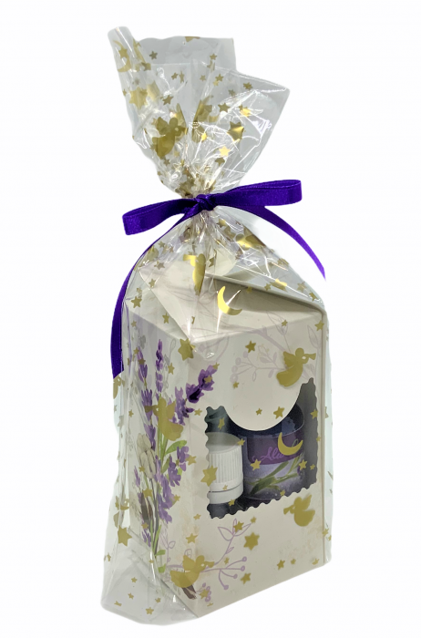 Set LAVENDER SMALL BOX 3