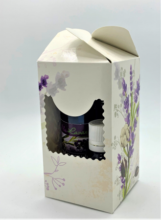 Set LAVENDER SMALL BOX2