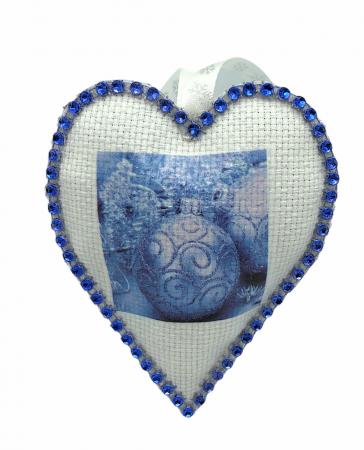 Decorațiune cu flori de lavandă - albastru [0]