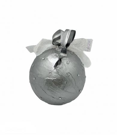 Set globuri VINTAGE CHRISTMAS handmade [5]