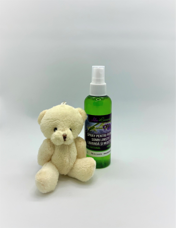 Spray pentru pernă cu lavandă și mușețel [2]