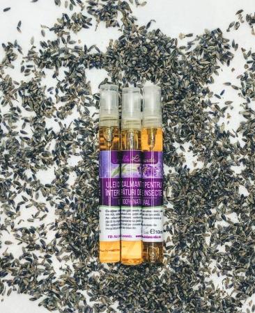 Ulei calmant pentru înțepături de insecte 100%natural [1]