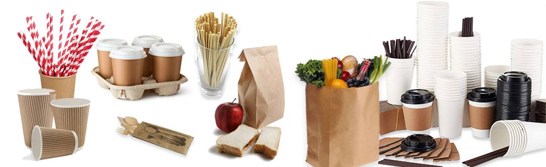 CONSUMABILE PENTRU CATERING, FAST FOOD, PIZZERII, ROTISERII, COFFEE SHOP, EVENIMENTE