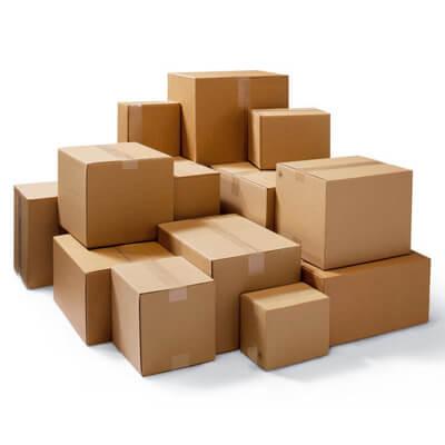 Cutii carton autoformare pentru depozitare din carton ondulat 1