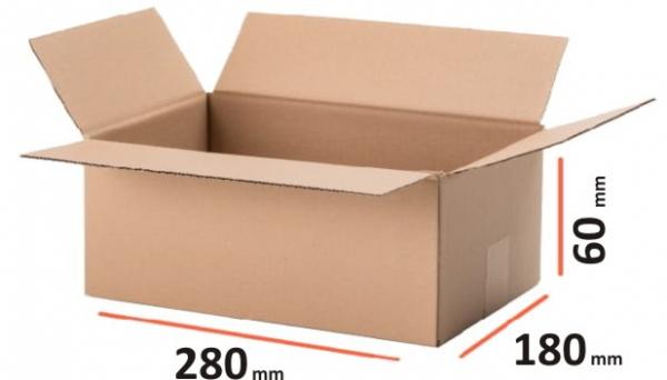 Cutii carton autoformare pentru depozitare din carton ondulat 0