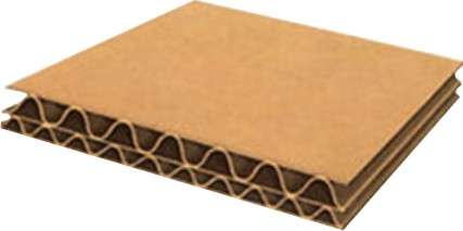 Cutii depozitare carton clasice, carton Kraft Natur cinci straturi 1