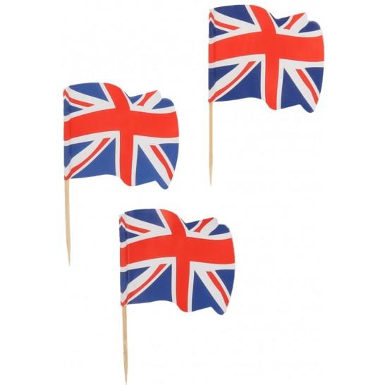 Ornamente si decoratiuni din lemn steag ANGLIA, UK 6.5 cm 0