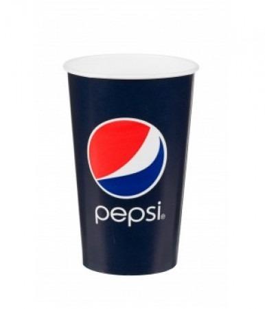 Pahare Carton Pepsi 330 ml 0