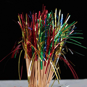 Decoratiune FOC ARTIFICII cocktail, 15 cm (100 BUC/SET, 1.000 BUC/BAX)2