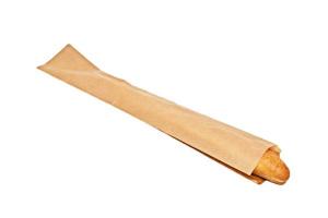 Punga netiparita, kraft natur, Bagheta, 12x5x65 cm, (100 BUC/SET, 1000 BUC/BAX)0