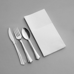 Servetele PORT TACAM, 2 straturi,  8x20 cm, celuloza pura 100%, (100 BUC/SET, 800 BUC/BAX)0