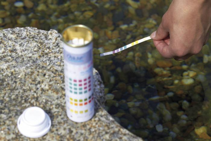 Test de apa - QuickStick 6 in 1 3