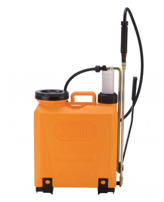 Aparat de stropit Volpi piston plastic 12 litri 0
