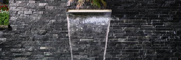 Cascada Inox Waterfall 90 1