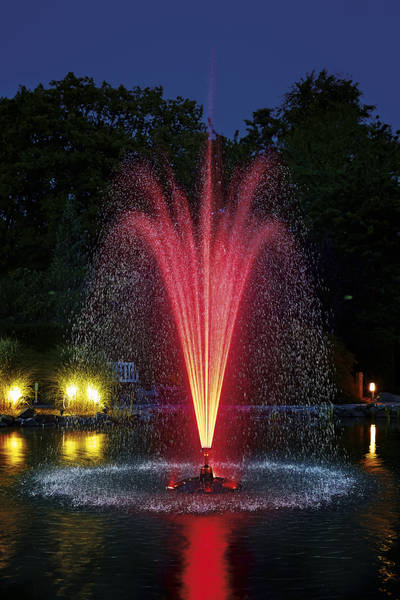 Floating fountain illumination set RGB - Kit 3 spoturi RGB pentru fantani plutitoare 7