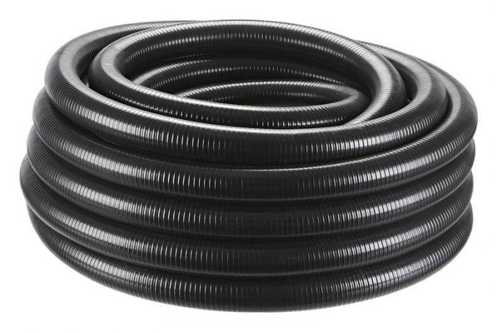 Furtun Spiralat Negru 50mm 1