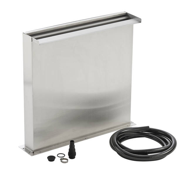 Kit Cascada Inox Waterfall 60 0