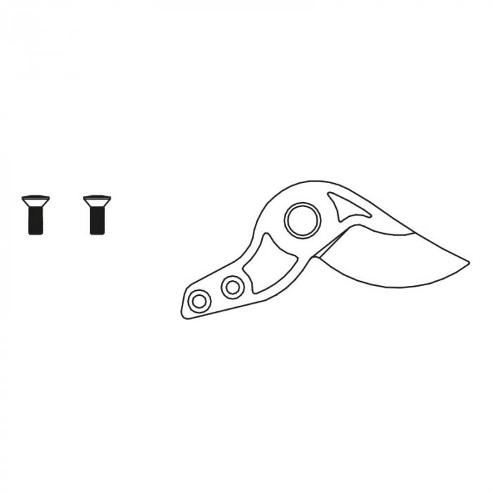 Lama pentru foarfeca Vesco A3 [0]