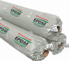 Membrana cauciuc EPDM - GeoGard -1.1mm 2