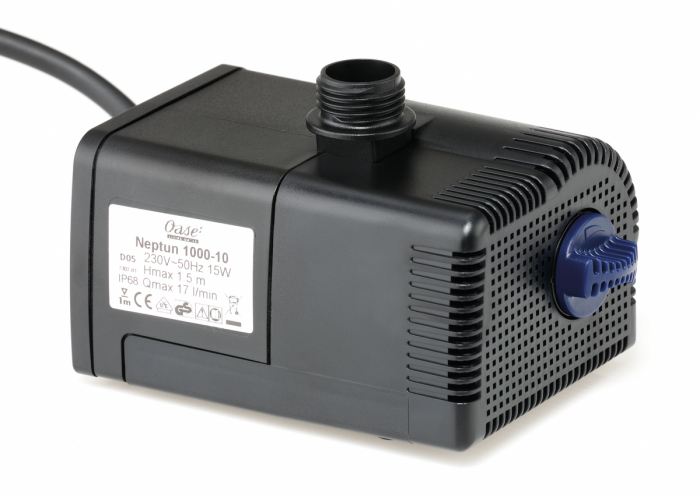 Pompa Aquarius Universal Classic 600 4