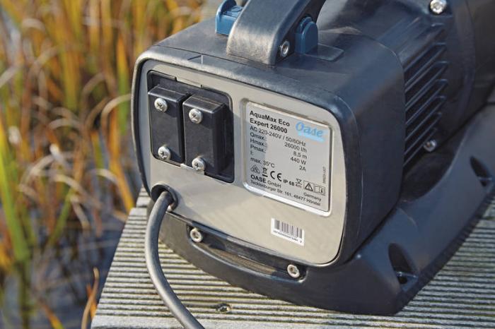 Pompa AquaMax Eco Expert 21000 7