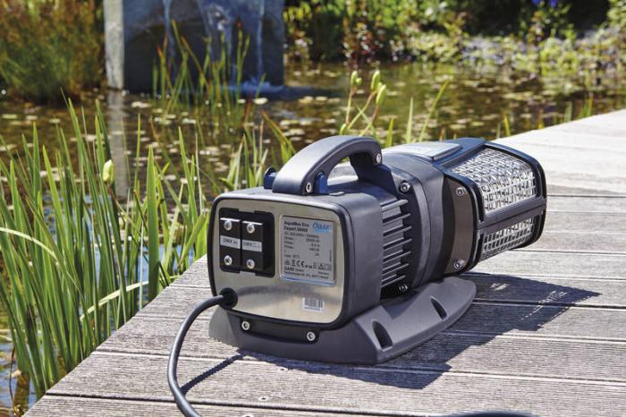 Pompa AquaMax Eco Expert 21000 9