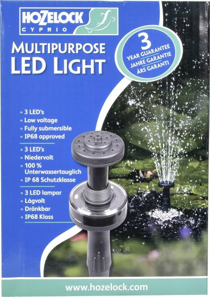 Lampa LED Multifunctionala 2