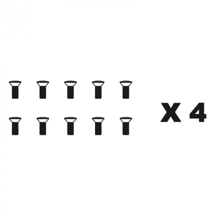 Suruburi pentru foarfecele Vesco A1, A3, A6 0