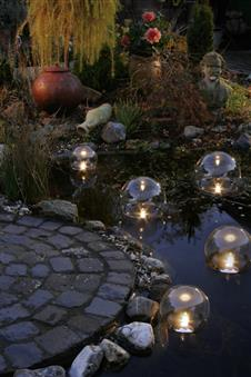Lampa Plutitoare D: 160 mm1