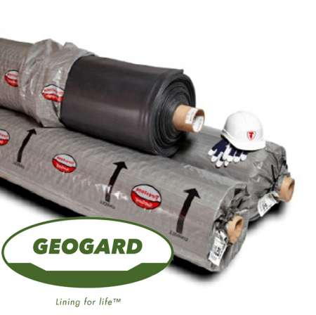 Membrana cauciuc EPDM - GeoGard -1.1mm0