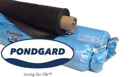 Membrana cauciuc EPDM - PondGard - 1.0mm0