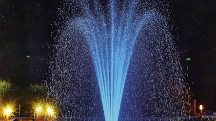 Floating fountain illumination set RGB - Kit 3 spoturi RGB pentru fantani plutitoare3