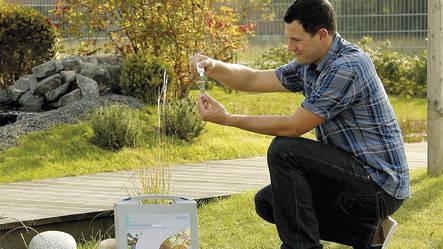 Test de apa - Water Analysis Profi-set [1]