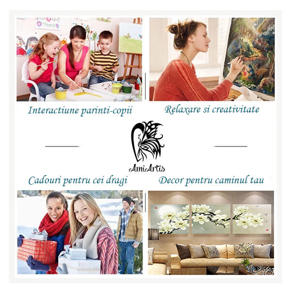 Picturi pe numere adulti - Sfarsit de vara [4]