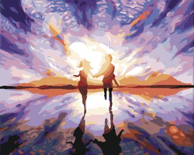 Reverie - Picturi pe numere - (40 x 50 cm)0