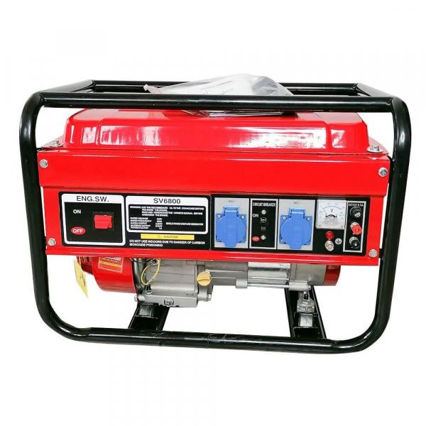 Generator electric pe benzina ALPIN Profi, 2800W, 7Cp 0