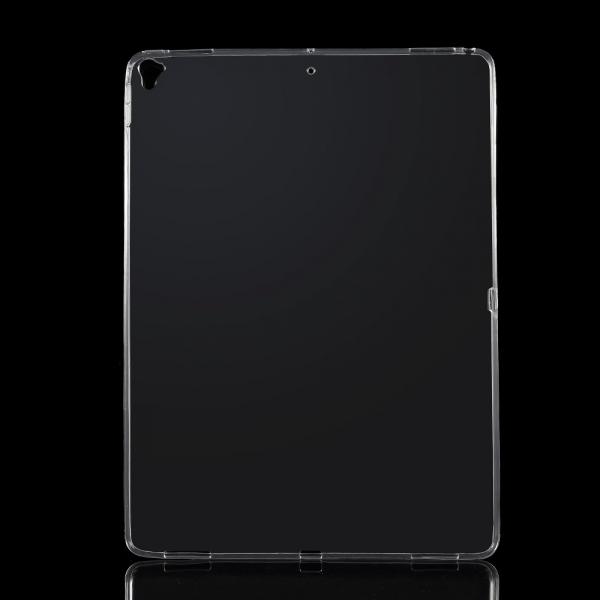 Carcasa protectie spate din gel TPU pentru iPad Pro 12.9 (2015)/ Pro 12.9 (2017), transparenta 2