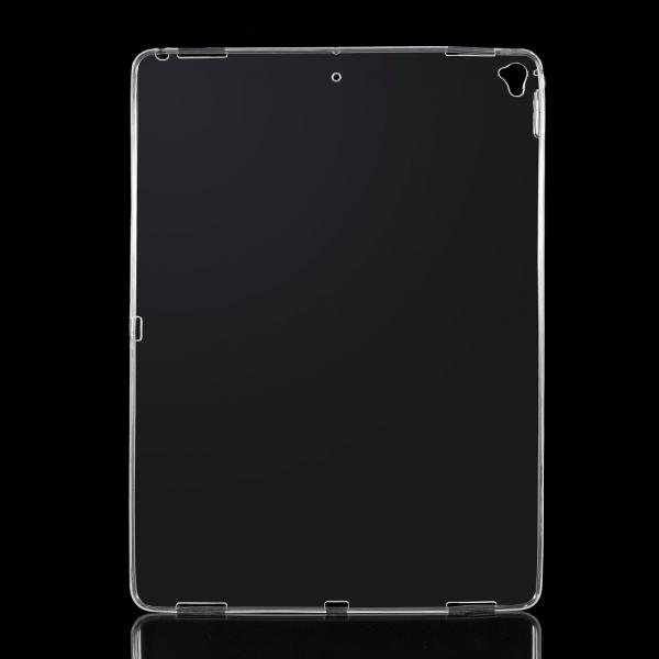 Carcasa protectie spate din gel TPU pentru iPad Pro 12.9 (2015)/ Pro 12.9 (2017), transparenta 1