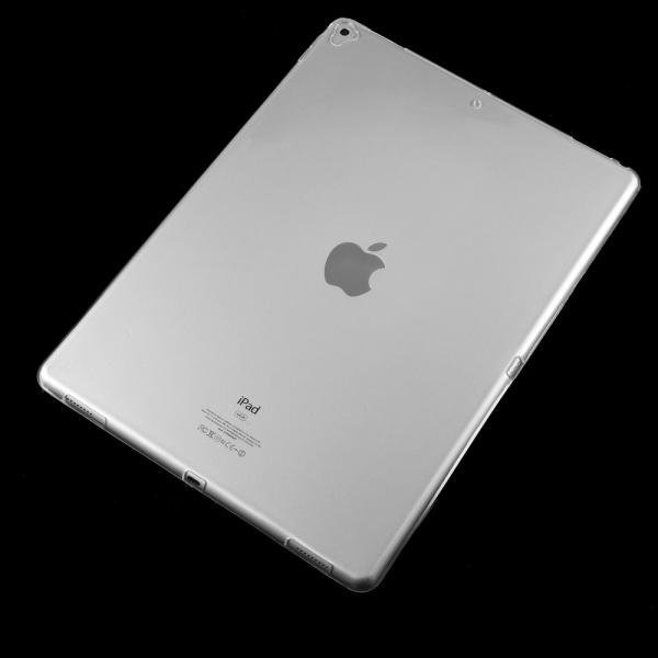 Carcasa protectie spate din gel TPU pentru iPad Pro 12.9 (2015)/ Pro 12.9 (2017), transparenta 4