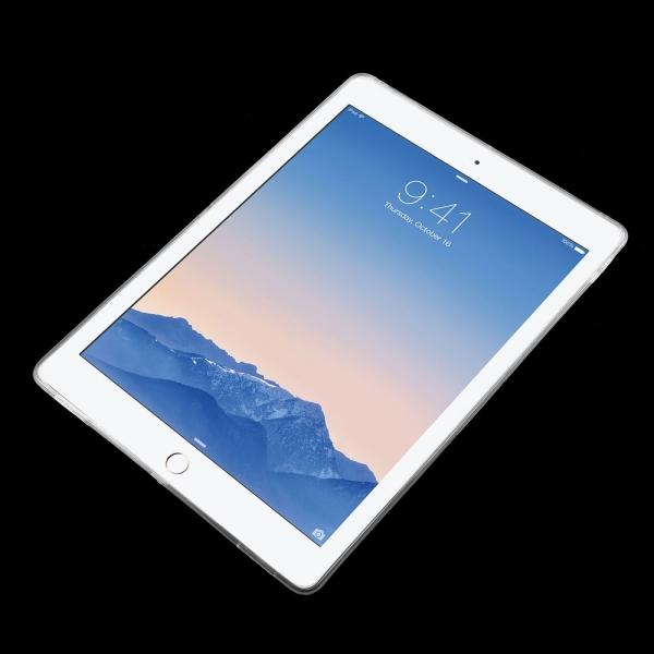 Carcasa protectie spate din gel TPU pentru iPad Pro 12.9 (2015)/ Pro 12.9 (2017), transparenta 5