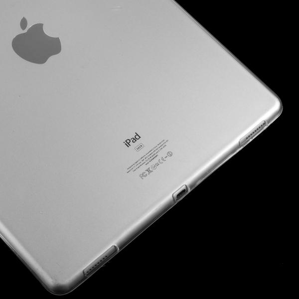 Carcasa protectie spate din gel TPU pentru iPad Pro 12.9 (2015)/ Pro 12.9 (2017), transparenta 3