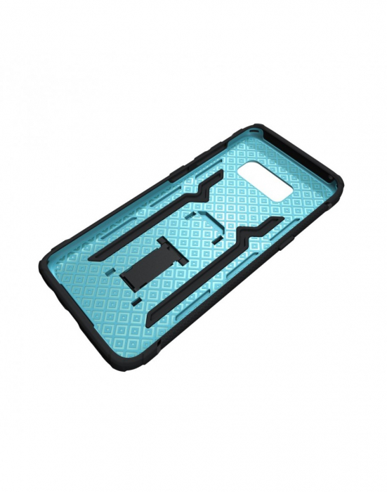 Carcasa protectie spate 2 in 1 pentru Samsung Galaxy S8 G950, albastra 4
