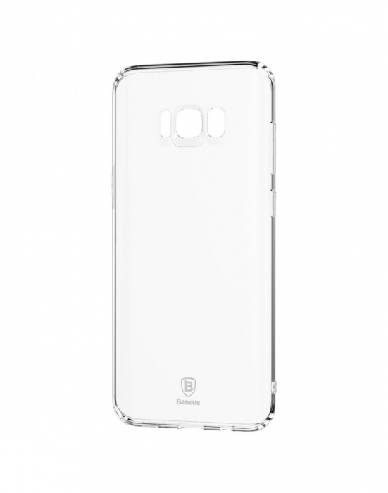 Carcasa protectie spate din gel TPU Baseus pentru Samsung Galaxy S8+ G955 1