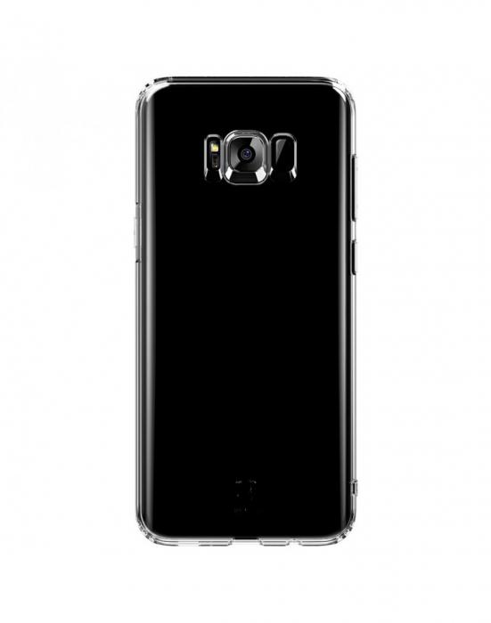 Carcasa protectie spate din gel TPU Baseus pentru Samsung Galaxy S8+ G955 2