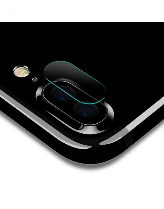 Sticla securizata protectie camera pentru iPhone 7 / 8 Plus 0