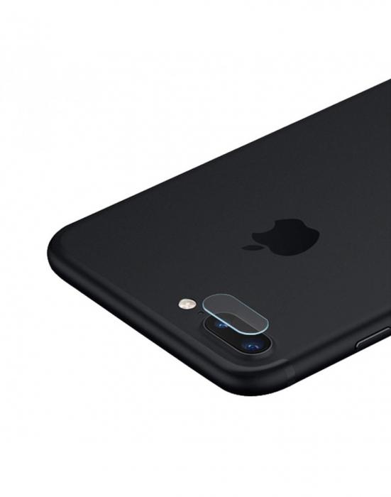 Sticla securizata protectie camera pentru iPhone 7 / 8 Plus 3